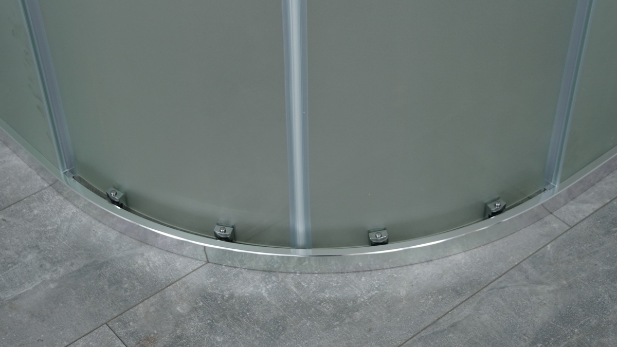 Душевой уголок ALTTI-601 Foggy Glass