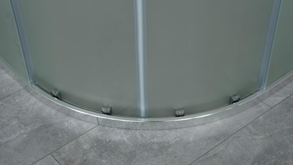 Душевой уголок ALTTI-609 Foggy Glass