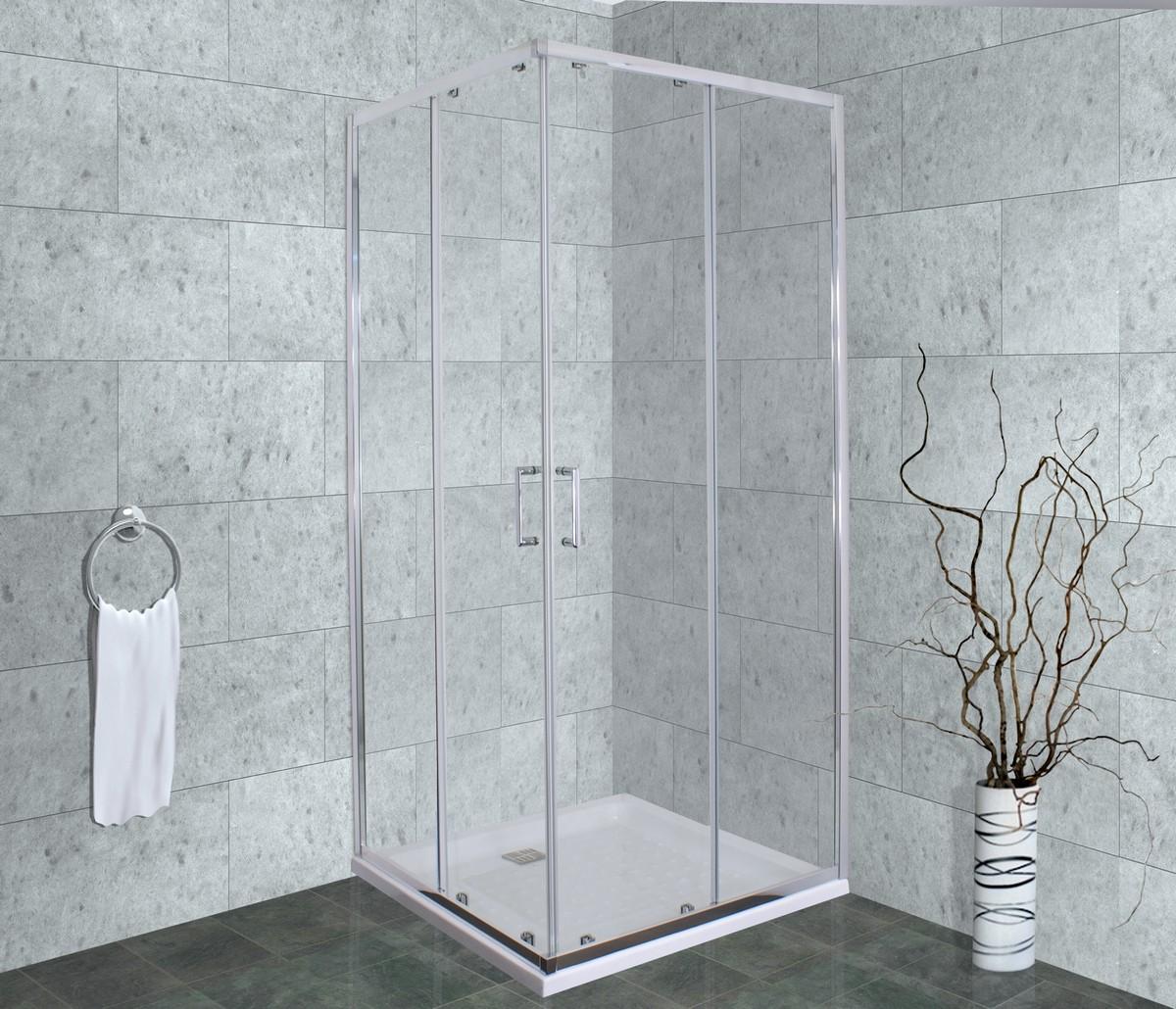 Душевой уголок ALTTI-618 Clean Glass