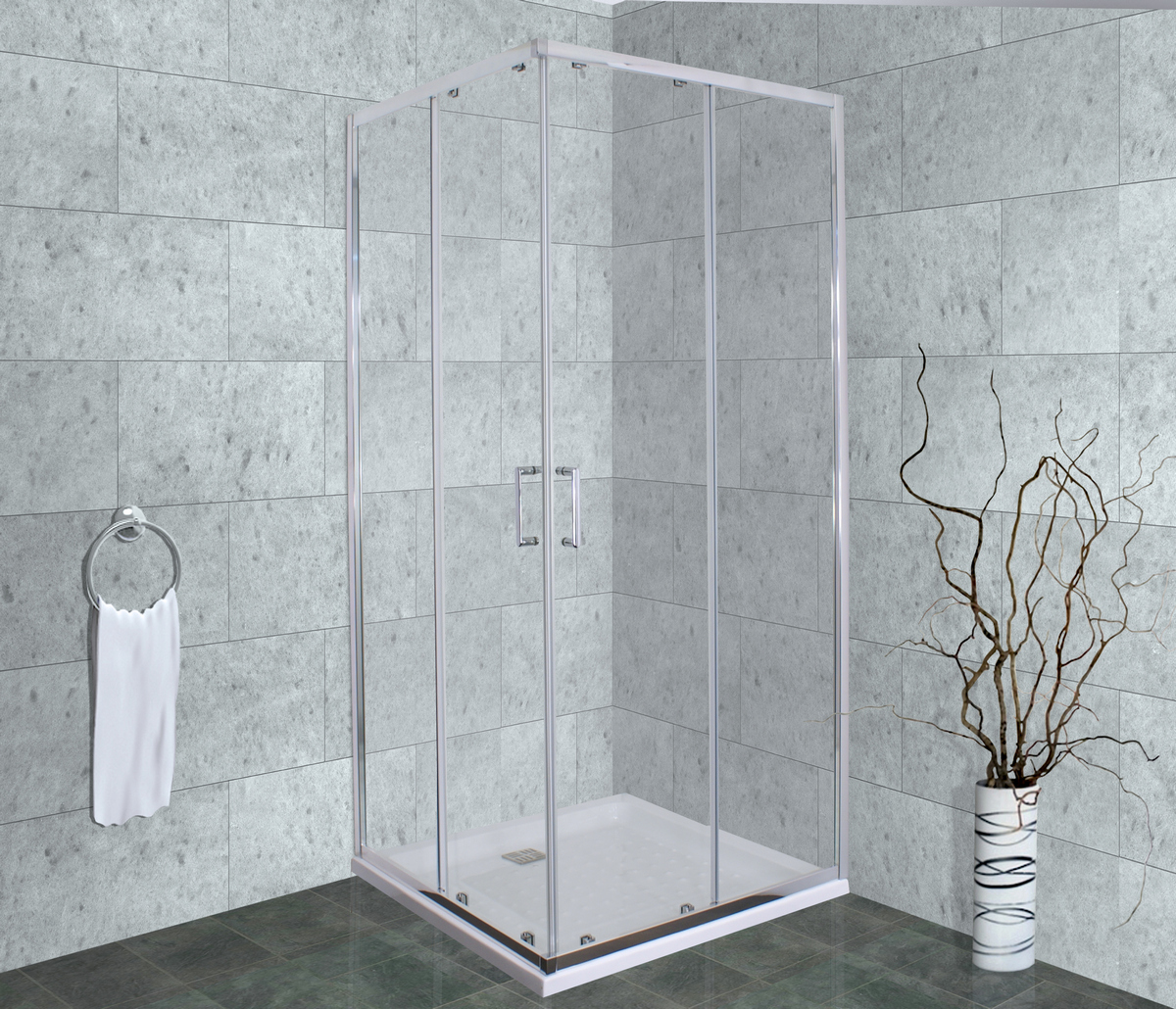 Душевой уголок ALTTI-619 Clean Glass
