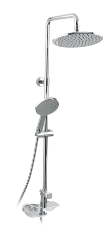 Душевая система Timo Helmi SX-1070/00-16-1060 хром-белый