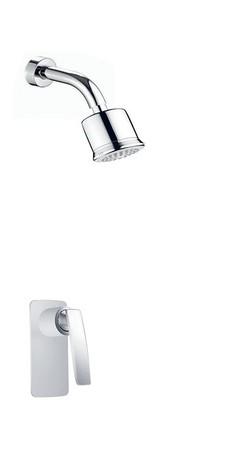 Душевая система встроенная Timo Helmi SX-4079/00-16SM хром-белый