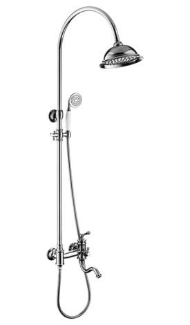 Душевая система Timo Adelia SX-6010/00 хром