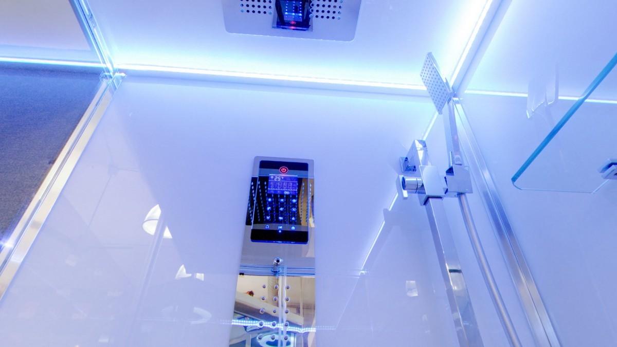Душевая кабина Timo HELMA H-520 R