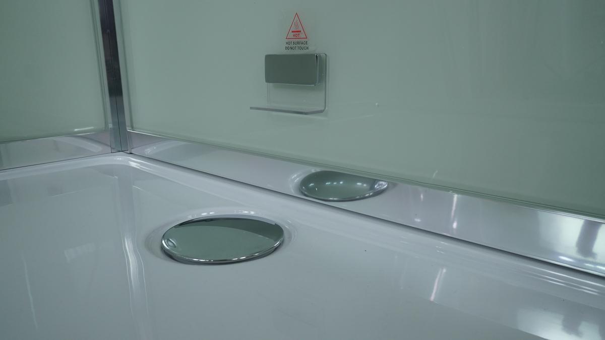 Душевая кабина Timo PURO H-511 L