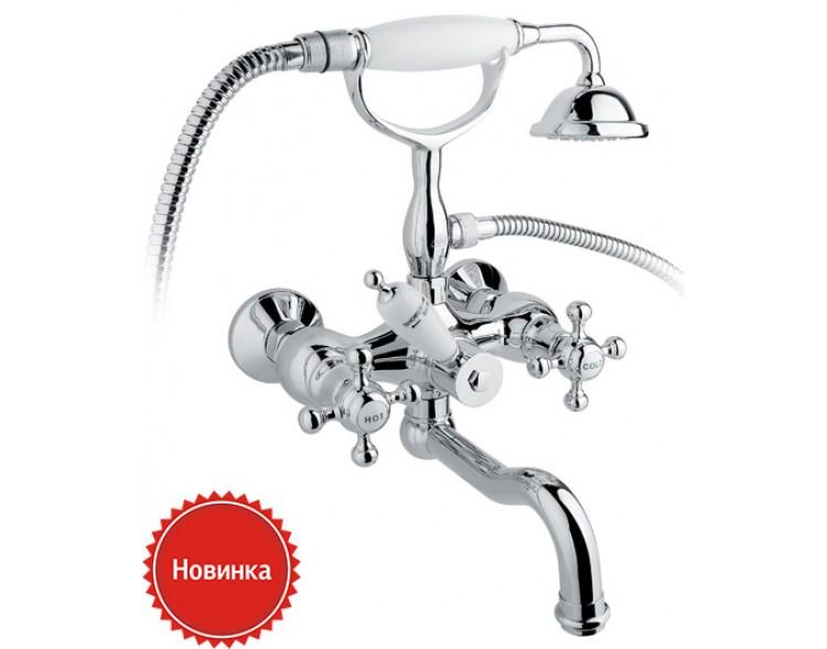 Смеситель для ванны с душем Timo Nelson 1944YCR chrome