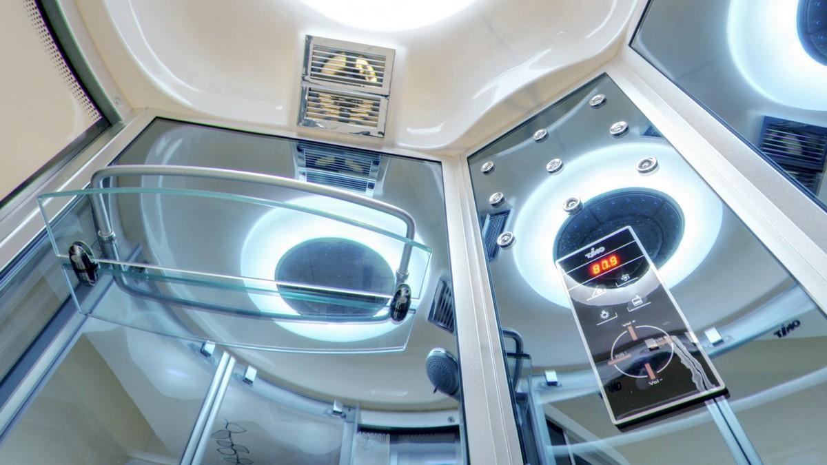 Душевая кабина Timo Standart T-1180