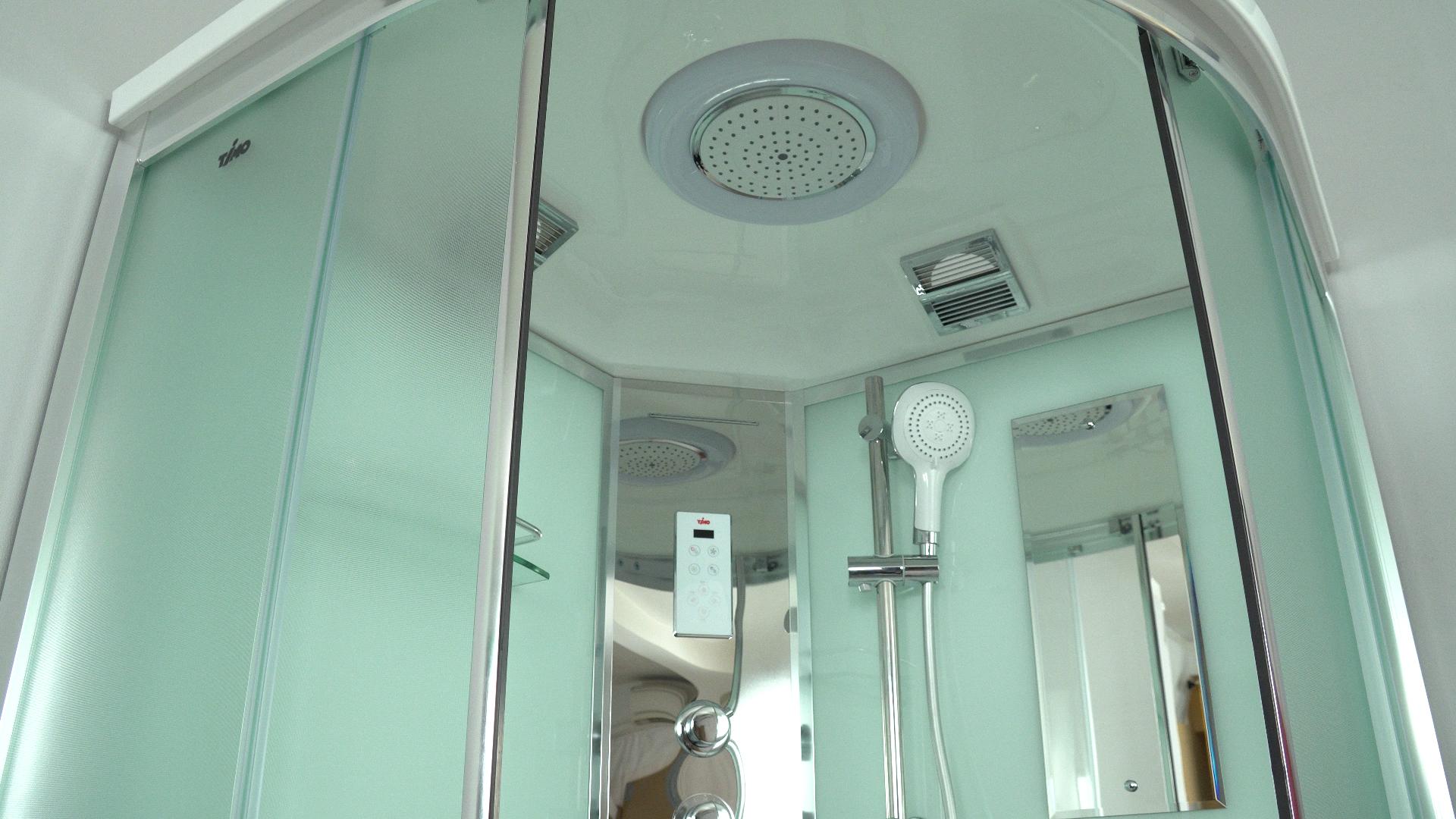 Душевая кабина Timo Comfort T-8801 Fabric Glass
