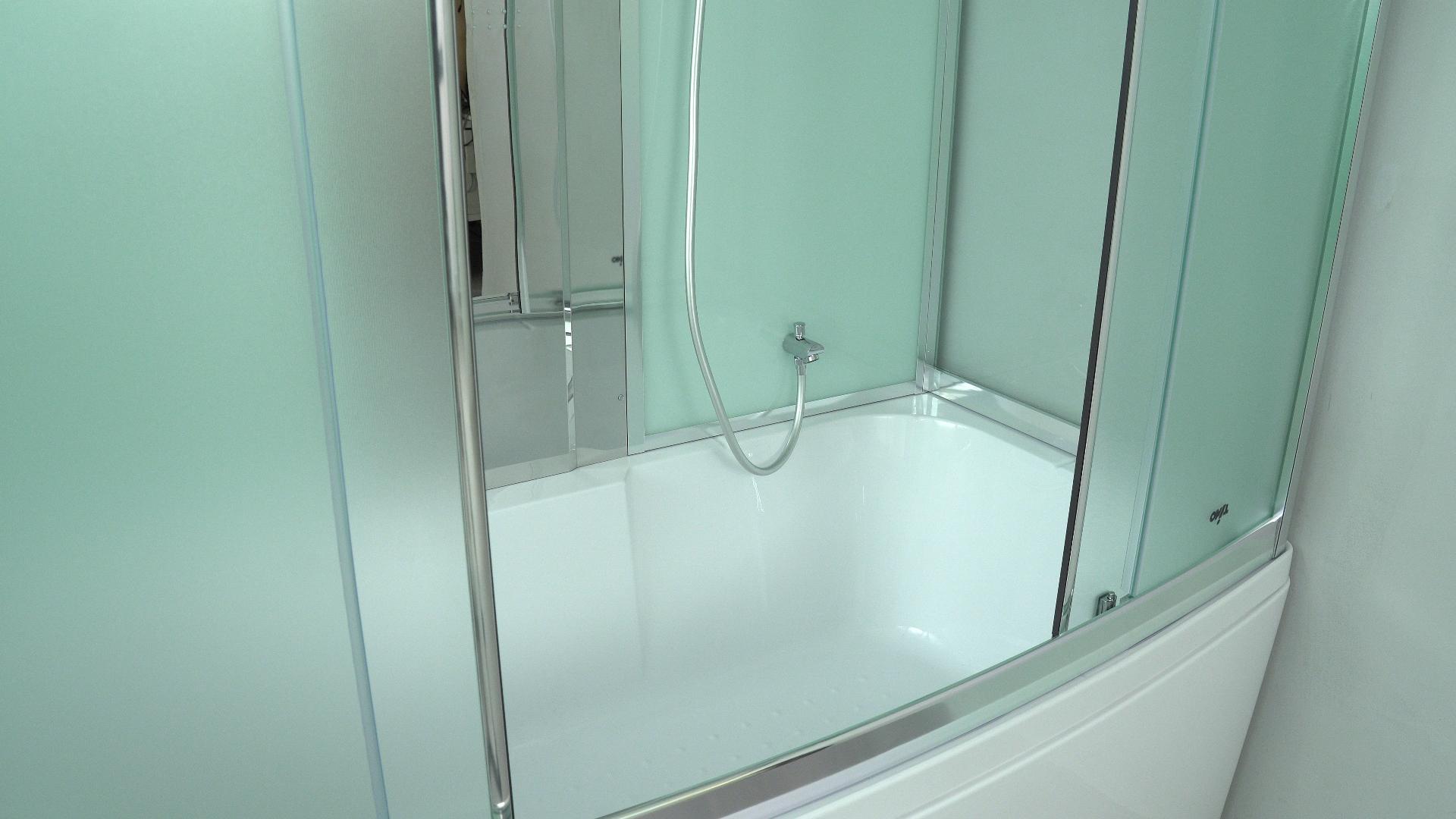 Душевая кабина Timo Comfort T-8850 Fabric Glass