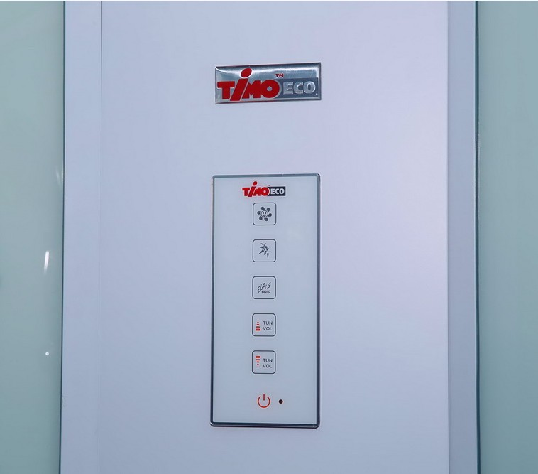 Душевая кабина Timo ECO TE-0720 R