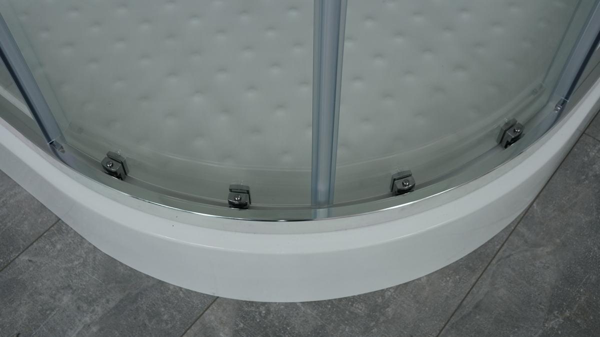 Душевой уголок TL-1101 Romb Glass