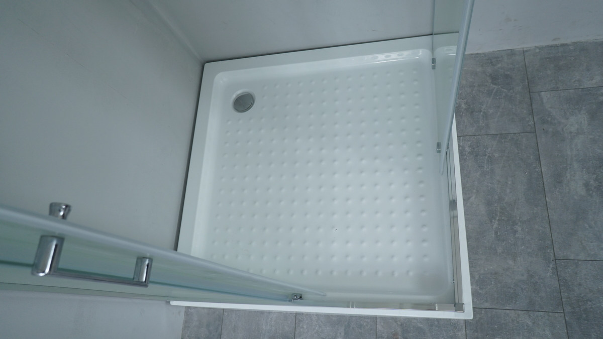 Душевой уголок TL-8002 Fabric Glass