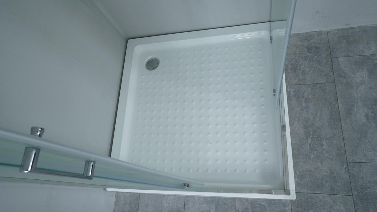 Душевой уголок TL-9002 Fabric Glass