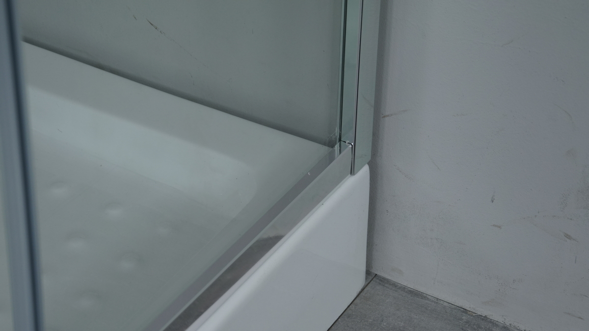 Душевой уголок TL-9002 Romb Glass