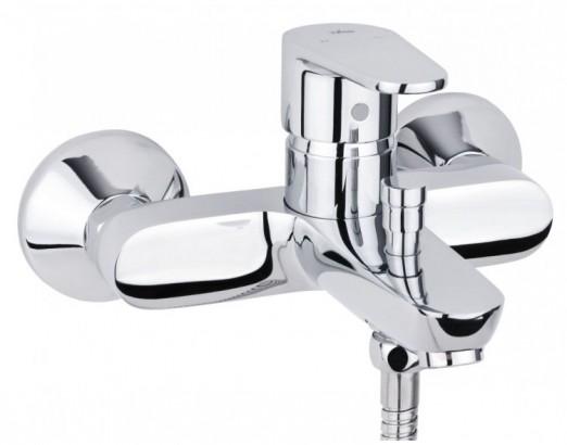 Смеситель для ванны с душем Timo Supra 1414Y chrome
