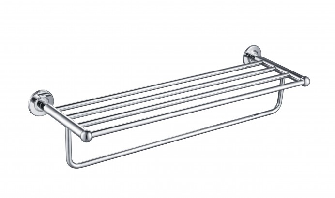 Полка для полотенец Timo Nelson 150058/00 хром