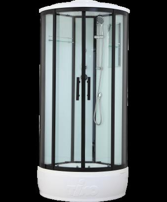 Душевая кабина Timo Standart T-6680 Black