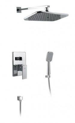 Душевая система встроенная Timo Selene SX-2069/00SM-1013 хром